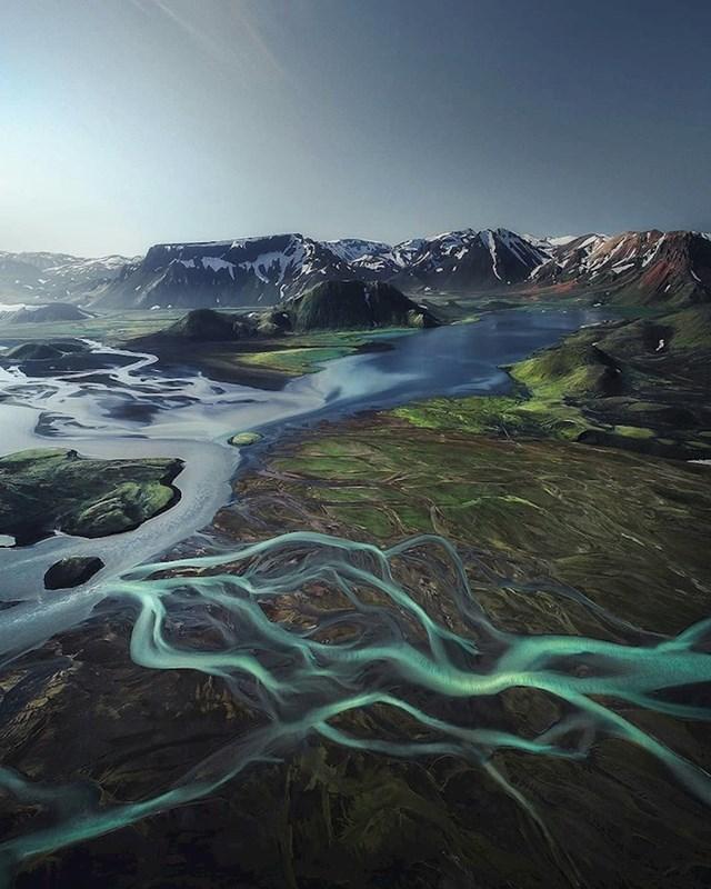 Nevjerojatne ljepote Islanda