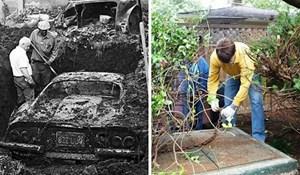 10 nevjerojatnih stvari koje su ljudi pronašli u vlastitom dvorištu