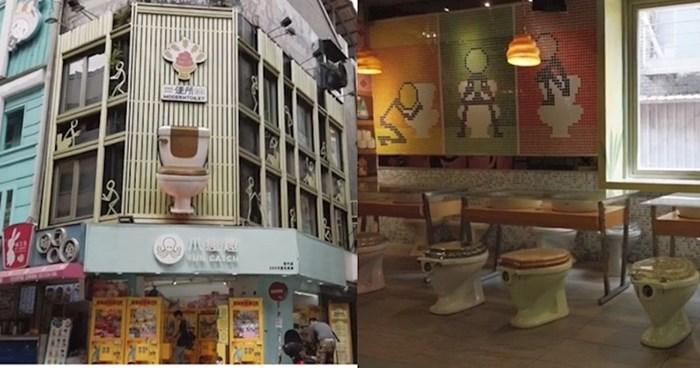 Restoran u Tajvanu izgleda kao veliki toalet, ovo morate vidjeti