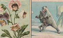 Ovo su božićne čestitke iz 19. stoljeća, izgledaju stvarno jezivo
