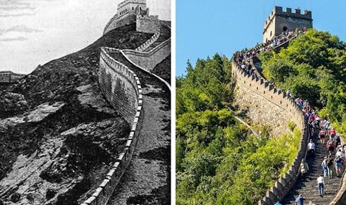 16 fotki koje nam pokazuju koliko se svijet promijenio u zadnjih 100 godina