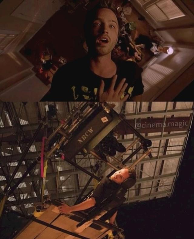 Način snimanja scene u Breaking Bad