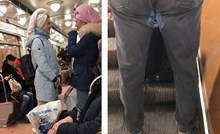 Slike Rusa u javnom prijevozu koje su sve samo ne obične