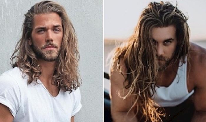 10 muškaraca s dugom kosom na koje su žene strašno ljubomorne