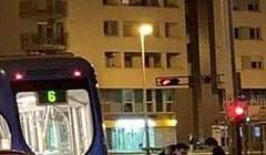 Ljudi su na Črnomercu ugledali prilično neobičan prizor, kako je ovaj auto tu dospio?