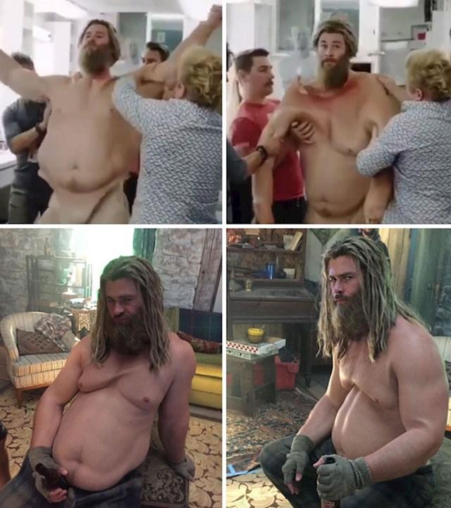 Chris Hemsworth, Avengers Endgame (Osvetnici: Završnica)