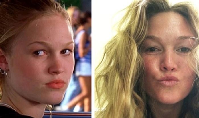 Kako glumci iz filma 10 razloga zašto te mrzim izgledaju 21 godinu kasnije