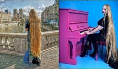 Ova žena ima kosu dugu 179 cm i nije ju ošišala već 15 godina