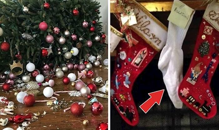Za Božić nije sve divno i krasno, pogledajte ove totalne katastrofe