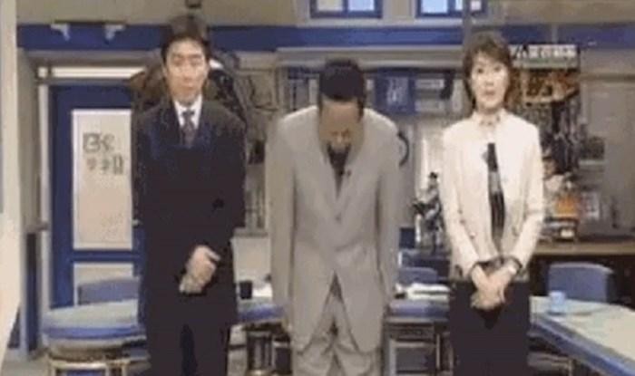 Ovo javljanje uživo pošlo je totalno krivo, pogledajte kako se čovjek u sredini osramotio