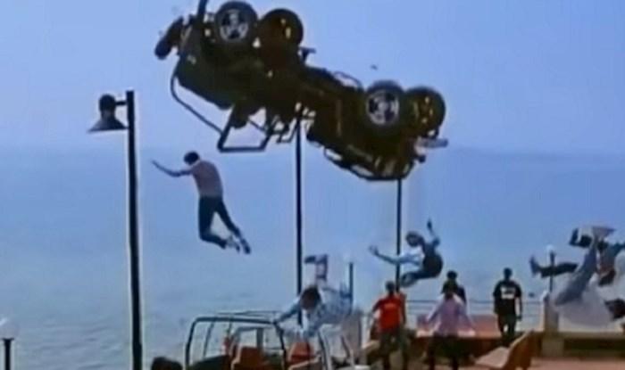 VIDEO Ovo je vjerojatno najbizarnija akcijska scena u nekom filmu ikad