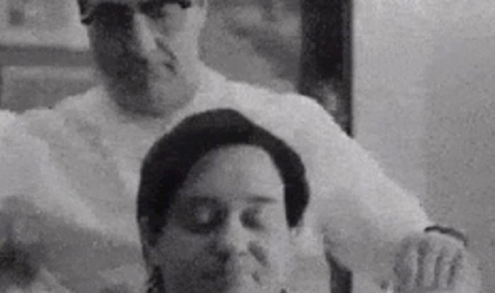 Pokazao je frizeru kakvu frizuru želi, skoro je pao sa stolice kada je vidio što mu je napravio