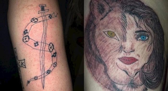 16 fotki očajnih tetovaža koje su ovi ljudi odlučili podijeliti sa svijetom