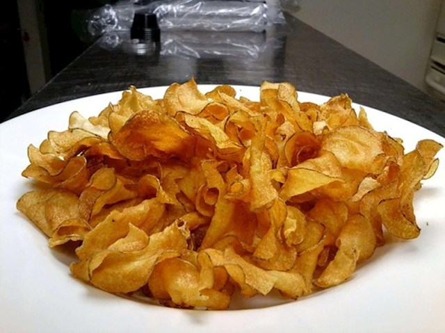 U Irskoj možete pojesti vrećicu čipsa