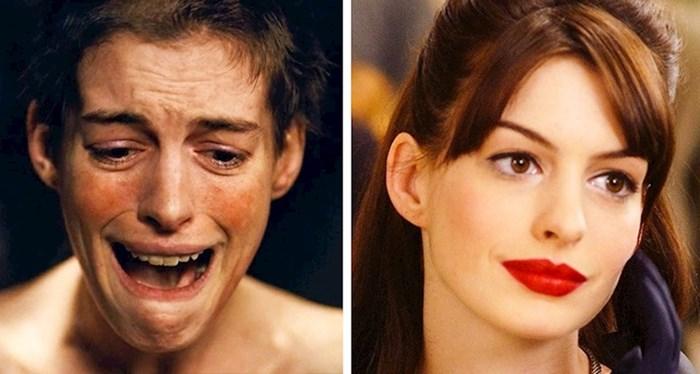 11 glumica koje su bile dovoljno hrabre da žrtvuju svoju ljepotu zbog uloge