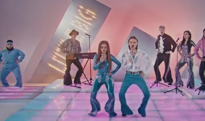 VIDEO Spot za pjesmu koju Rusija šalje na Eurosong prilično je čudan