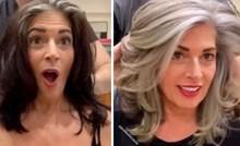 Ovaj frizer transformira svoje klijentice bez skrivanja njihove prirodne kose i to izgleda genijalno