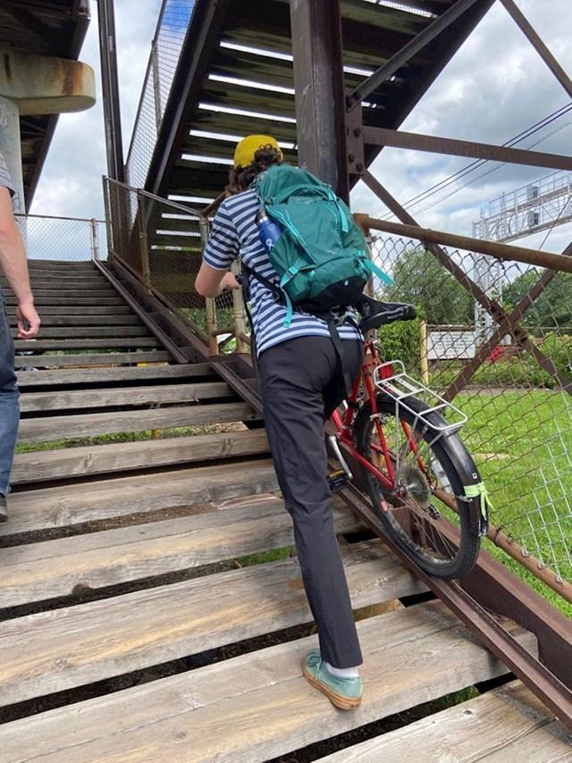 Rampa za bicikl