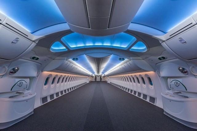 Nedovršeni  Boeing 787