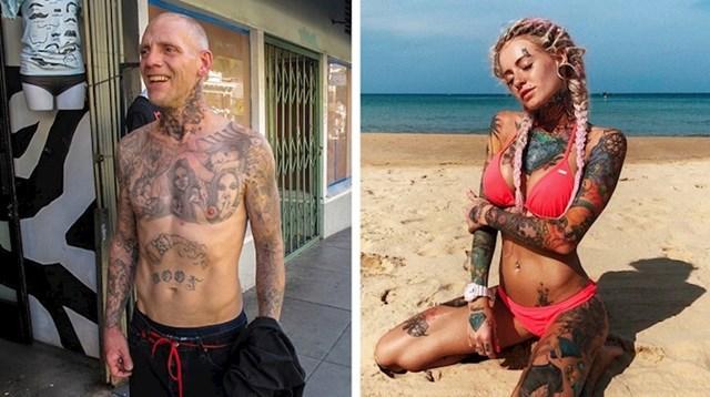 Tetovaže više nisu rezervirane za opake tipove