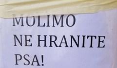 Natpis na ogradi u zagrebačkom kvartu nasmijao je prolaznike