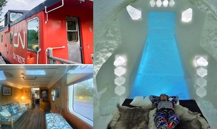 Ljudi su podijelili svoja iskustva u najneobičnijim hotelima