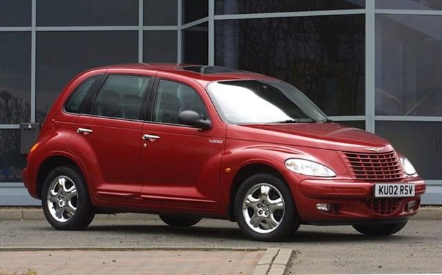 6. Chrysler PT Cruiser
