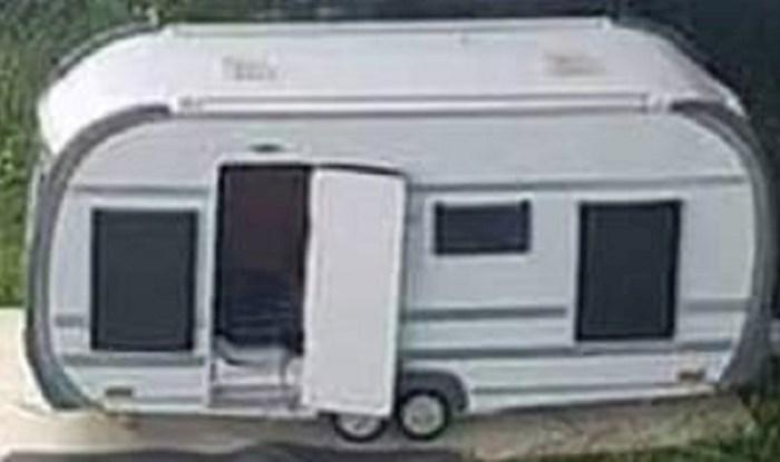 Izgleda kao obična kamp kućica, oduševit će vas što je to zapravo