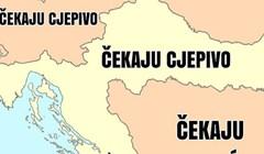 Svi čekaju cjepivo, samo se u Dalmaciji i BiH čeka nešto drugo. Ova slika se širi Fejsom