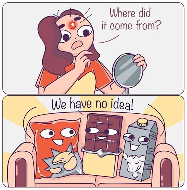 Ma od kuda se to sada stvorilo?
