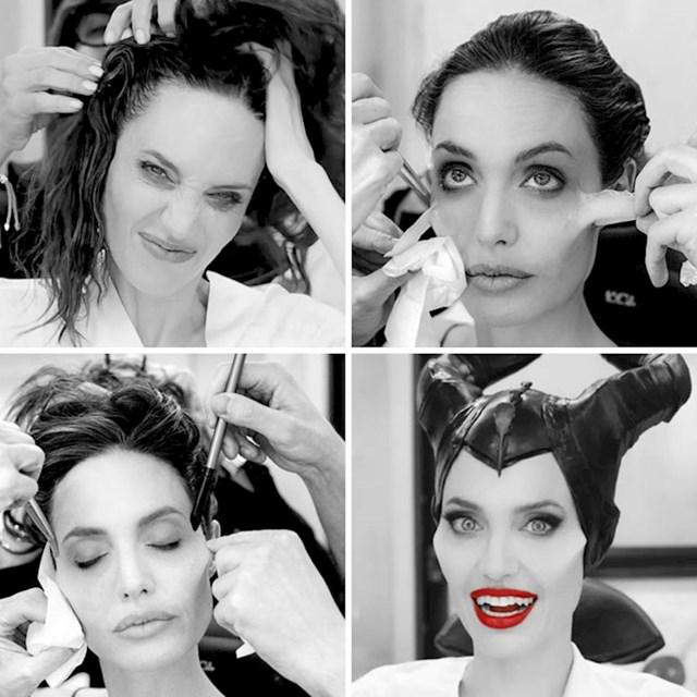 Angelina Jolie, Maleficent (Gospodarica zla)