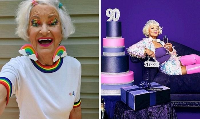 Godine joj ništa ne znače - ima 92 godine i najcool je baka Instagrama