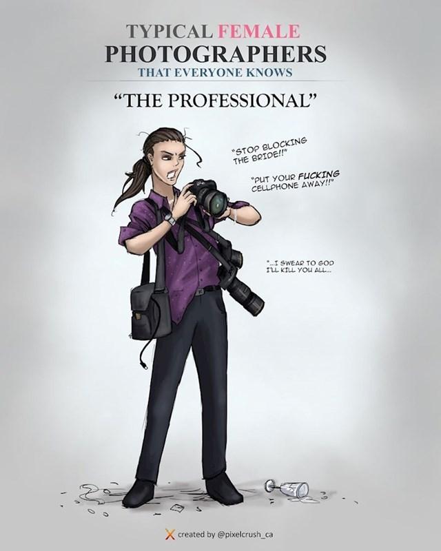 Profesionalka