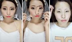 Ova 21 slika Azijatkinja prije i nakon šminke, uzrokovat će vam ozbiljne probleme s povjerenjem