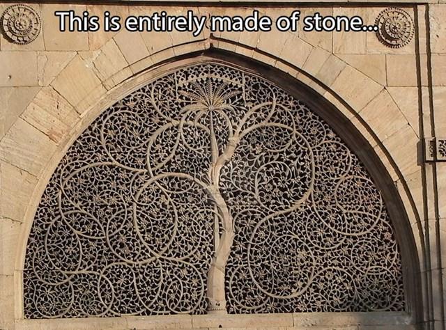 Sve je od kamena