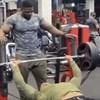 VIDEO Vježbanje je naglo prekinuto na jedan prilično bolan način