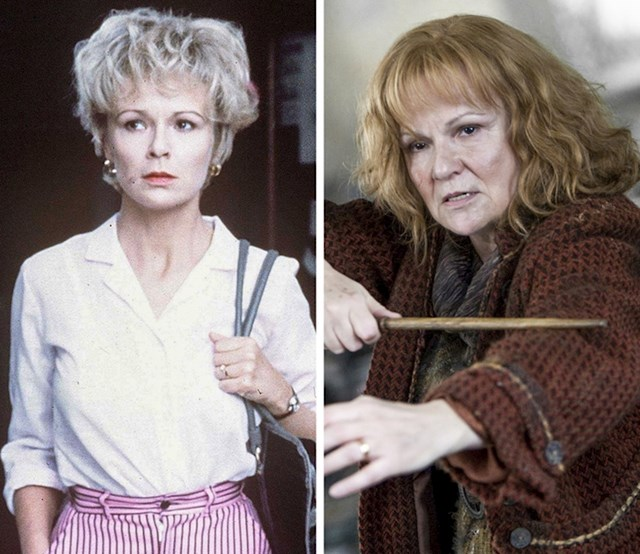 Molly Weasley, Julie Walters