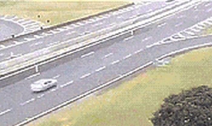 Postavili su kameru da snima promet, ali nisu očekivali da će na snimkama ovo vidjeti