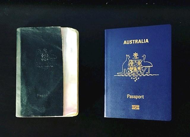 """""""moja stara i nova putovnica..."""""""