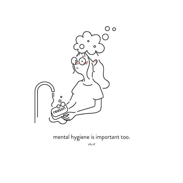 Mentalna higijena je također bitna!