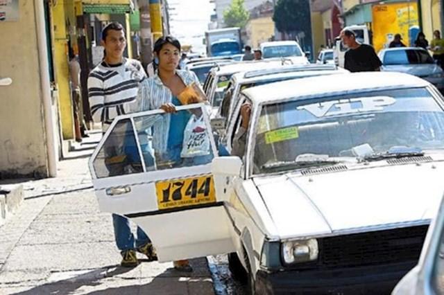 U Hondurasu, za 7 kuna taksist će vas odvesti gdje god želite u gradu