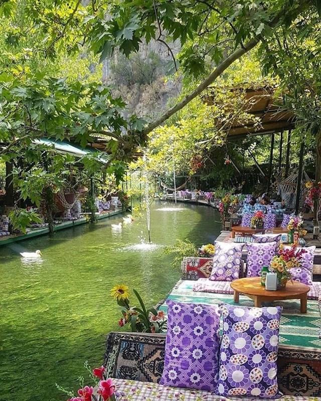 Restoran u Turskoj