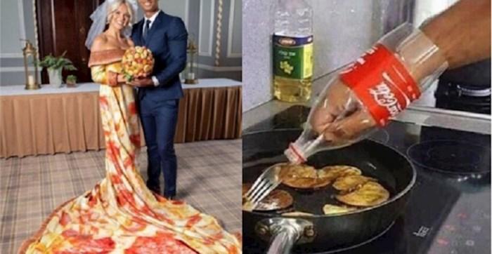 Vjenčanica na pizzu i drugi užasi, ova rješenja nemojte kopirati