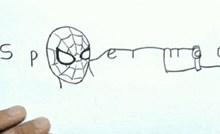 Morate vidjeti što ovaj čovjek stvara uz pomoć flomastera