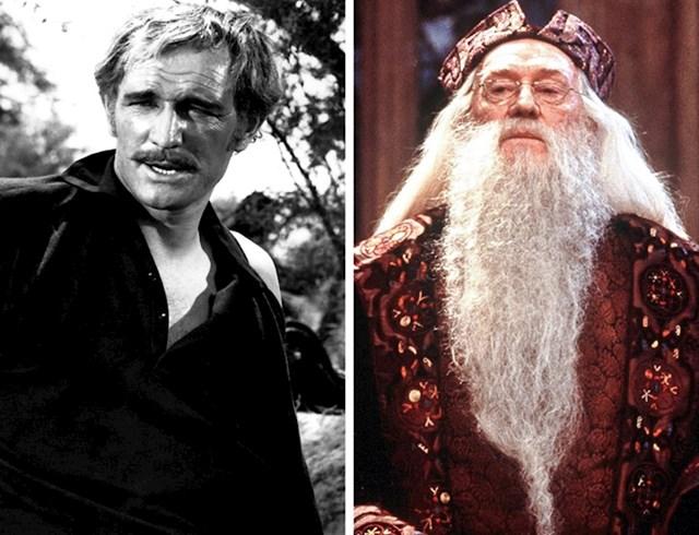 Albus Dumbledore, Richard Harris