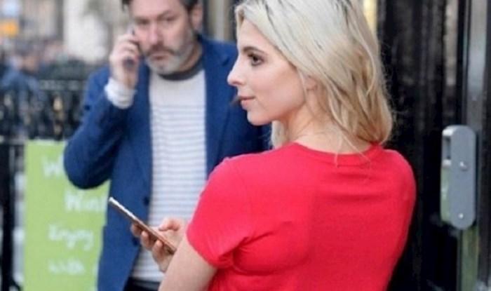 Ova cura privlačila je sve poglede svojim izborom odjeće, kakve su ovo hlače?