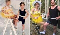 27 puta kada su ljudi rekreirali stare obiteljske fotke i to je izgledalo genijalno