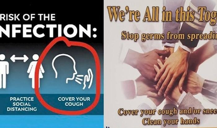 Pokušali su druge upozoriti na opasnost od koronavirusa, ali su to izveli katastrofalno
