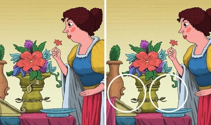 Testirajte vid i pokušajte pronaći lica i životinje na ovih 7 ilustracija