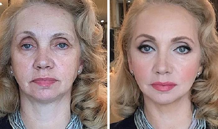 Make up umjetnik iz Rusije svaku ženu može pretvoriti u kraljicu